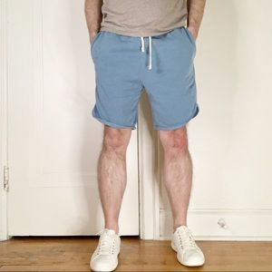 """American Apparel 7"""" French Terry Sweat Shorts"""
